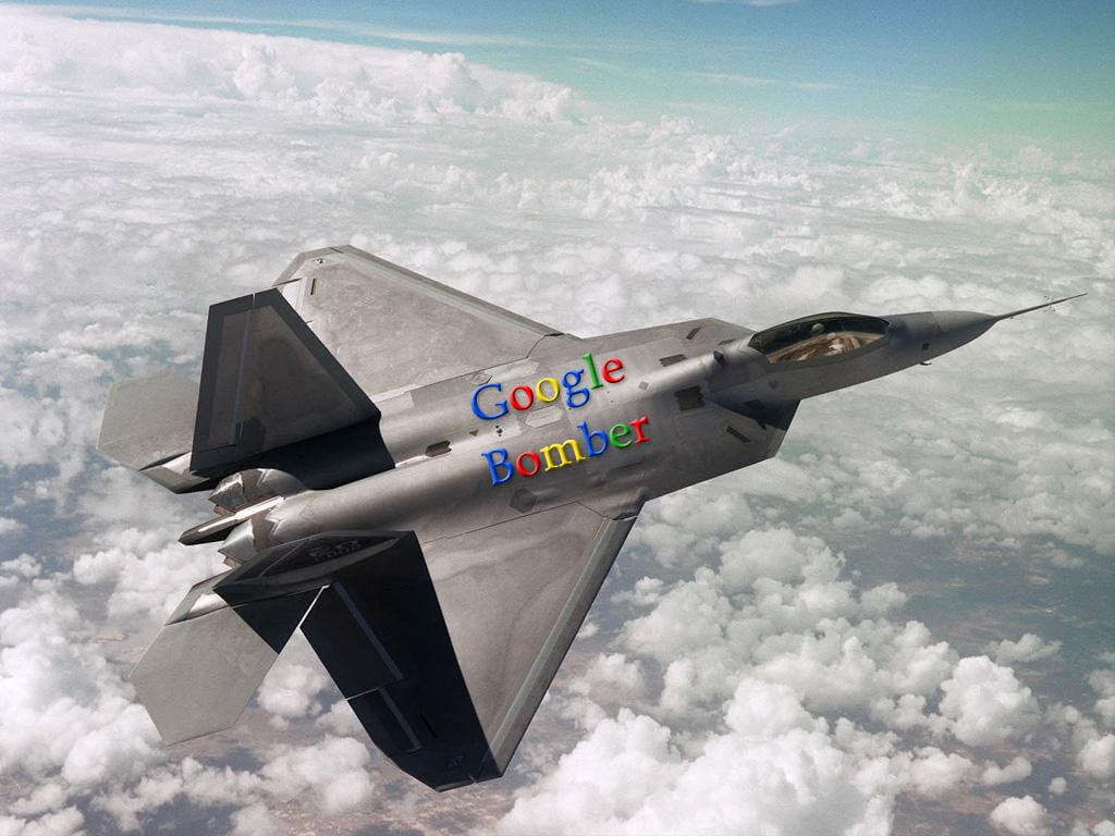 google bomber