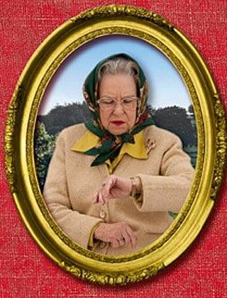 queen UK