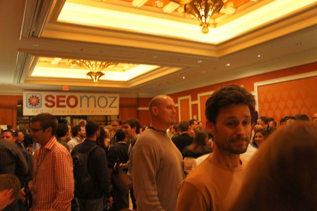 seomoz tweetup